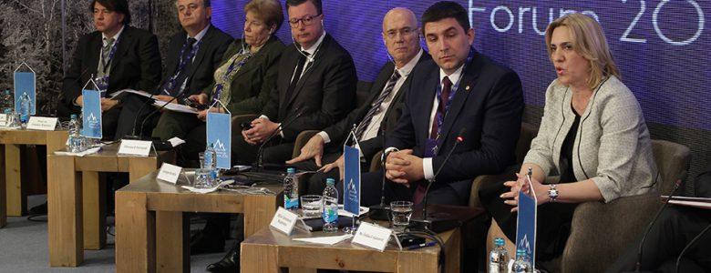 SWOT - Jahorina ekonomski forum 2016-Željka Cvijanović