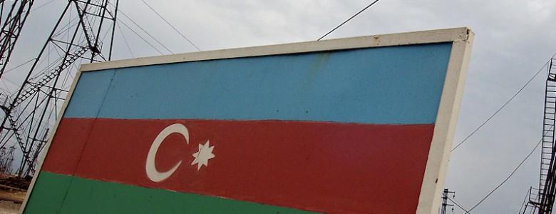 Azerbaijan Absheron Oil Field